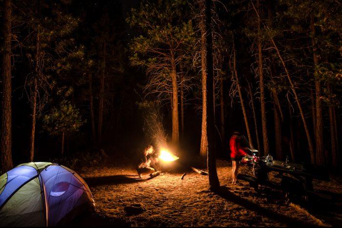 Camping del Miedo